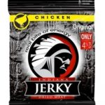 Indiana Chicken Jerky Original, 25g