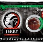 Indiana Turkey Jerky Original, 100g