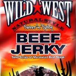Wild West Beef Jerky Sweet & Spicy, 85g