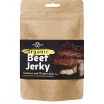 SirLoin Luomu Beef Jerky Sesame and Ginger, 50g