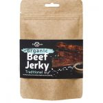 SirLoin Luomu Beef Jerky Traditional, 50g