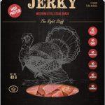 Bullseye Meats Turkey Jerky Bites Original, 50g