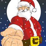 Joulupukin valitut