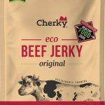 Cherky Foods ECO Beef jerky original
